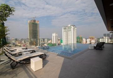 3 Bedroom Penthouse For Rent - BKK2, Phnom Penh thumbnail