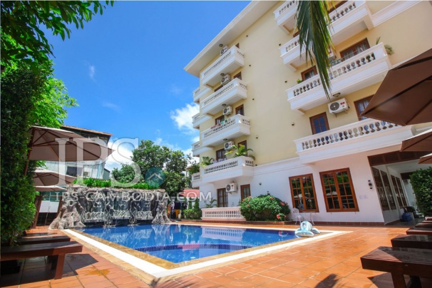 Luxury Serviced Apartment For Rent - Siem Reap