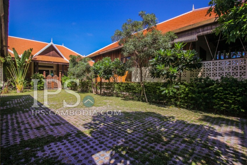 Villa for sale in Siem Reap - Hard Title