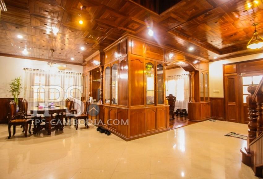 Siem Reap Villa Rentals - 4 Bedrooms
