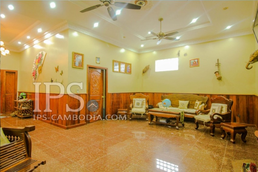3 Bedroom Villa For Sale - Siem Reap