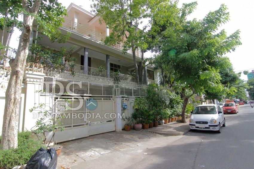 Villa For Rent Phnom Penh - Ten Bedrooms in Daun Penh