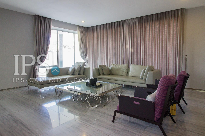 4 Bedroom Villa For Rent - Phnom Penh Thmey, Phnom Penh