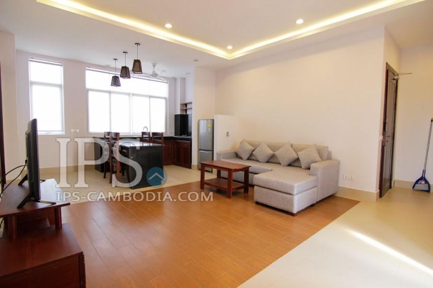 2 Bedroom Apartment For Rent - Toul Tum Poung, Phnom Penh