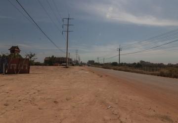 555 sq.m Land  For Rent - Chreav, Siem Reap