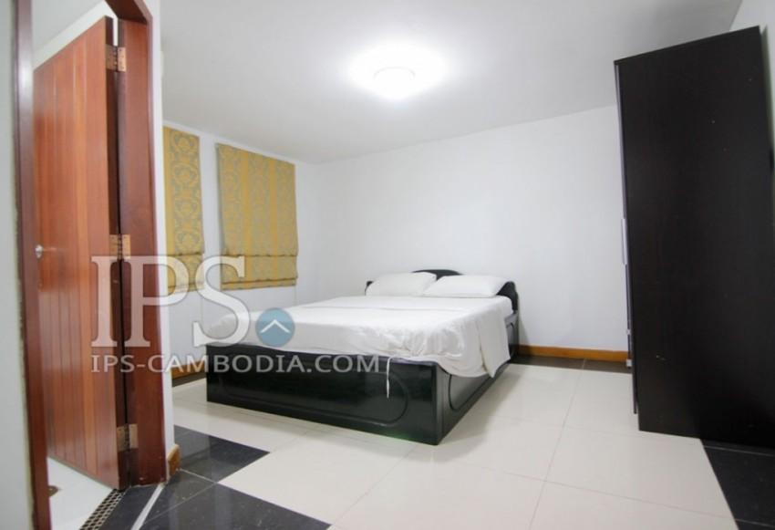 Cambodia Real Estate - Three Bedrooms in Daun Penh