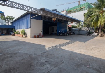 Warehouse For Rent - Khan Mean Chey, Phnom Penh thumbnail