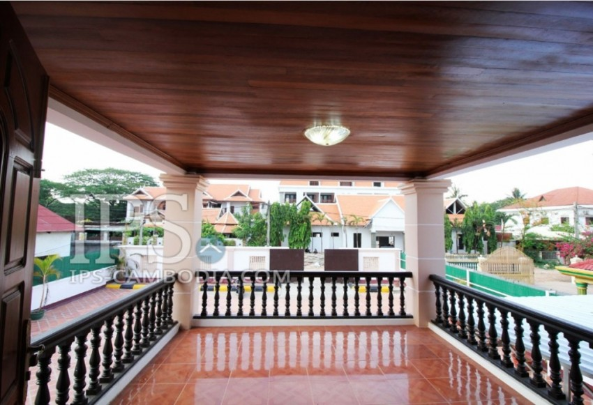 Attractive Four Bedroom Villa for Rent - Siem Reap Angkor
