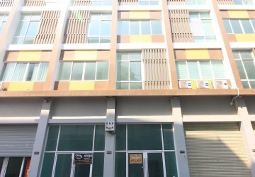 2 Units Shophouse For Rent - Daun Penh, Phnom Penh