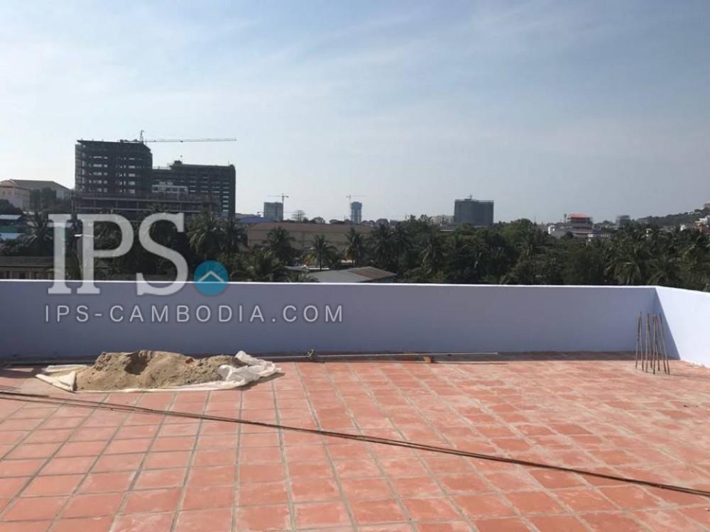 25 Rooms Apartment Building For Rent - Downtown Area, Sihanoukville