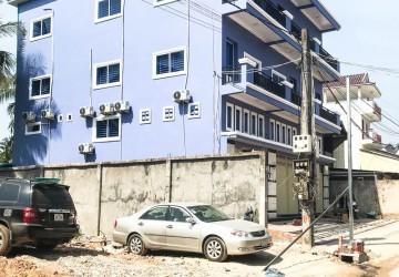 21 Rooms Apartment Building For Rent - Downtown Area, Sihanoukville