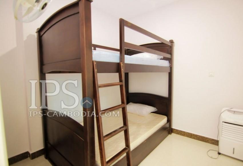 Exclusive Apartment For Rent  Boeung Tumpun 2 Bedroom 3783