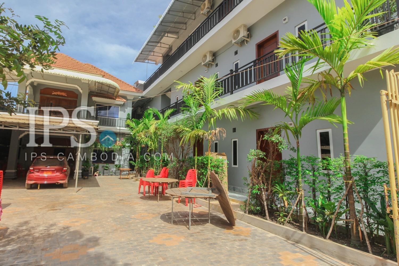 Studio Apartment For Rent - Wat Bo, Siem Reap