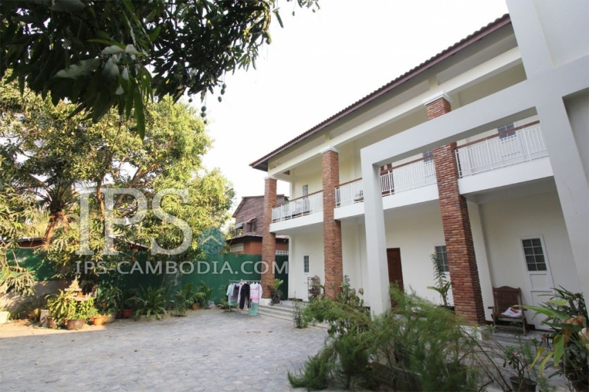 Apartment Building for Rent in Siem Reap Angkor