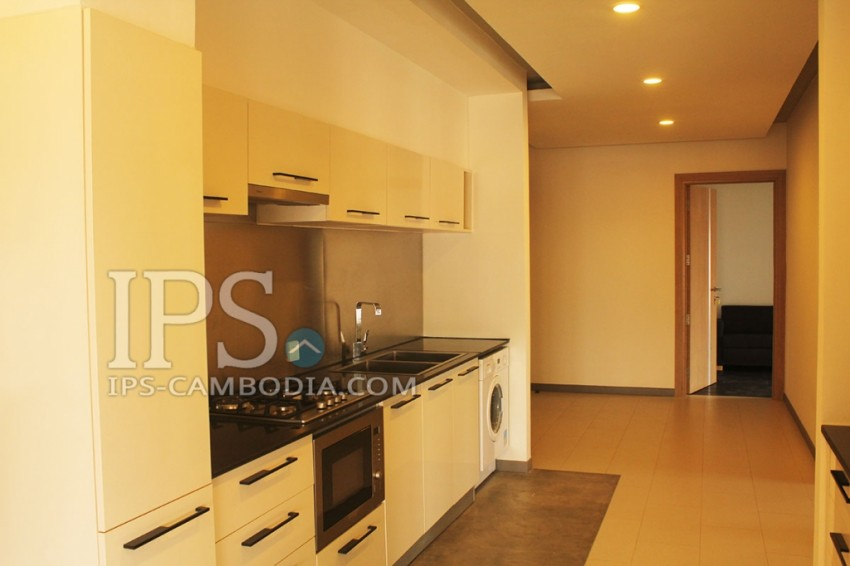Apartment for Rent Four Bedrooms in Chroy Changvar - Phnom Penh