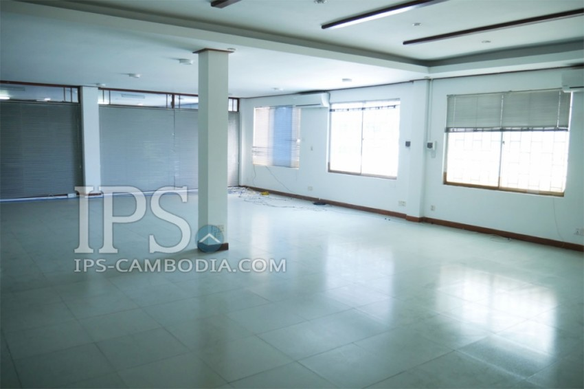 150 Sqm Office Space For Rent Chaktumok Phnom Penh 3489 Ips Cambodia