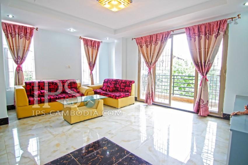 Phnom Penh Apartment - Two Bedroom in Phsar Doeum Thkov