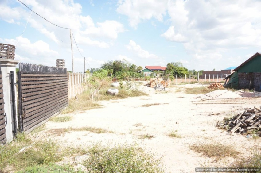 Development Land for Sale in Siem Reap