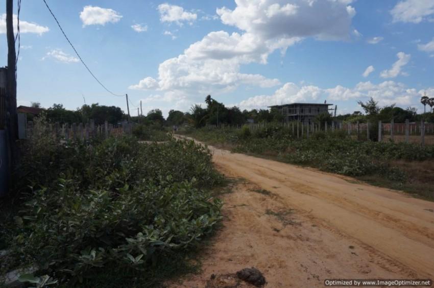 Development Land for Sale in Siem Reap