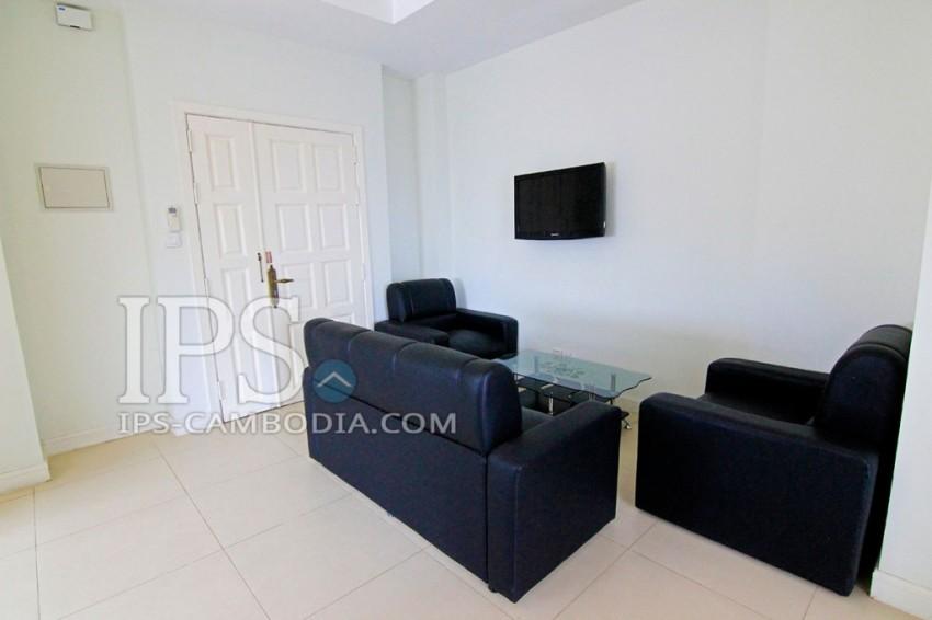 Modern One bedroom Apartment in BKK3 For Rent