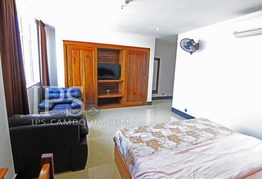 Studio Apartment for Rent - BKK2