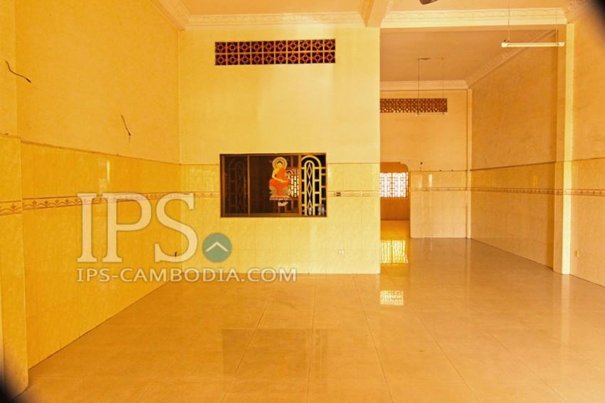 Five Bedroom Townhouse for rent in Phnom Penh - BKK3