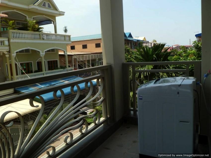 1 Bedroom Apartment for rent in Phnom Penh -BKK3