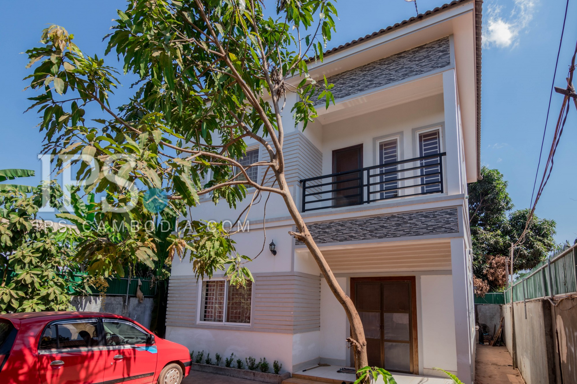 3 Bedroom House For Rent - Sala Kamreuk, Siem Reap