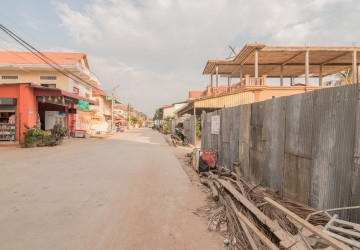 299 sq.m Land For Rent - Night Market Area, Siem Reap