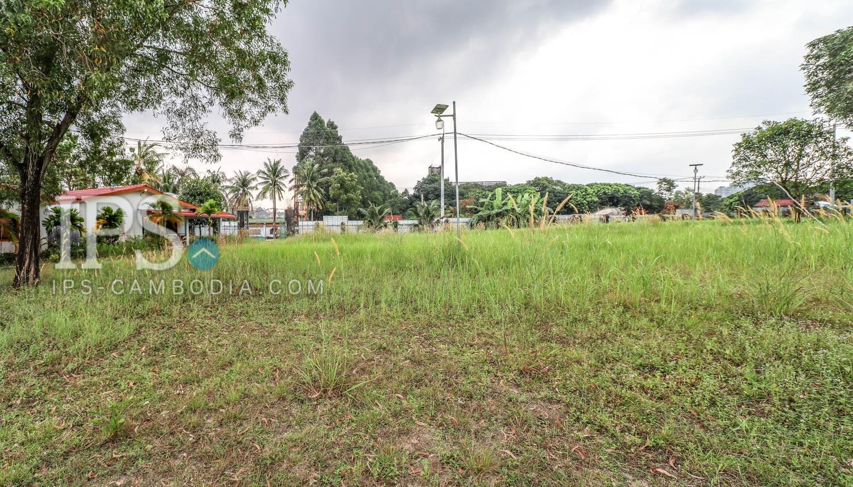 17,600 Land For Sale - Sokha Beach Area, Sihanoukville