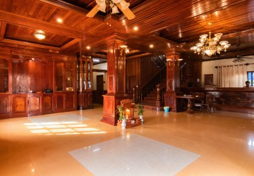 27 Rooms Hotel For Rent - Svay Dangkum, Siem Reap