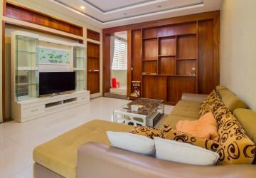 4 Bedroom Villa For Rent - Chroy Changva, Phnom Penh