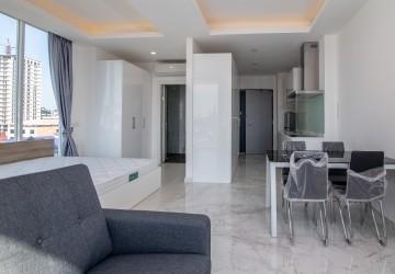 Studio Apartment For Rent - Tonle Bassac, Phnom Penh thumbnail
