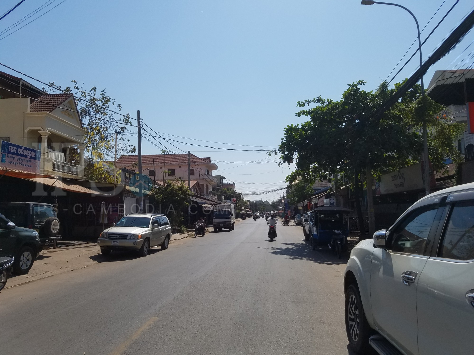 Shophouse For Rent - Wat Bo, Siem Reap