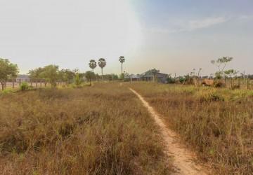 3,000 sq.m Land For Sale - Bakong District, Siem Reap