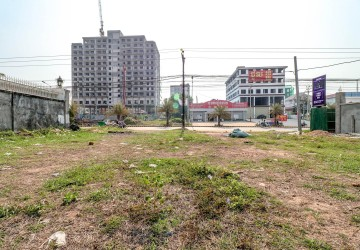14000 sq.m Land For Sale - Mittapheap, Sihanoukville