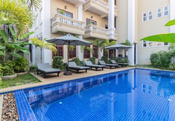 1 Bedroom Apartment For Rent - Svay Dangkum, Siem Reap thumbnail