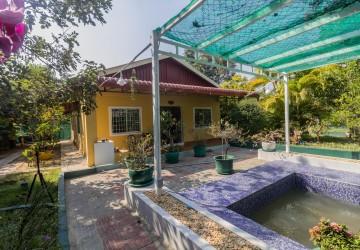 2 Bedroom House For Sale - Kouk Chak, Siem Reap