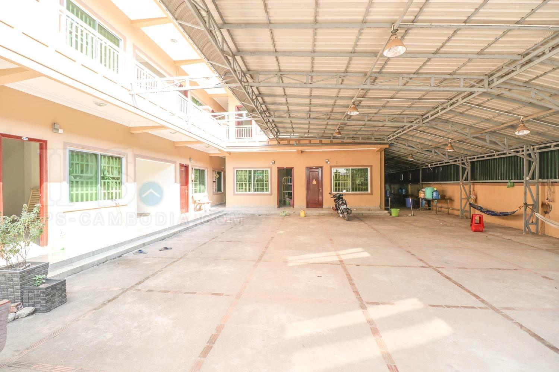 22 Bedroom Apartment Building For Rent - Mittapheap, Sihanoukville