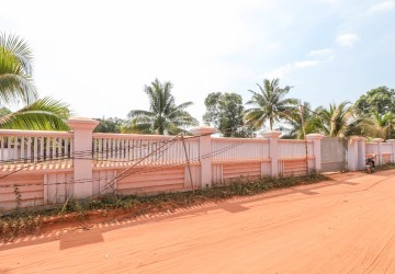 1406 sq.m. Land For Sale - Klang Leu, Sihanouk ville