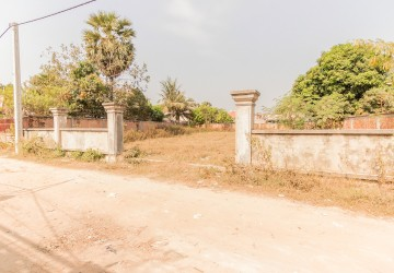 1,012 sq.m Land For Sale - Svay Dangkum, Siem Reap