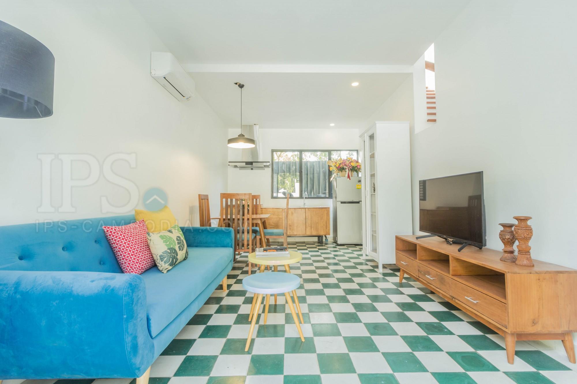 1 Bedroom Apartment For Rent - Kouk Chak, Siem Reap