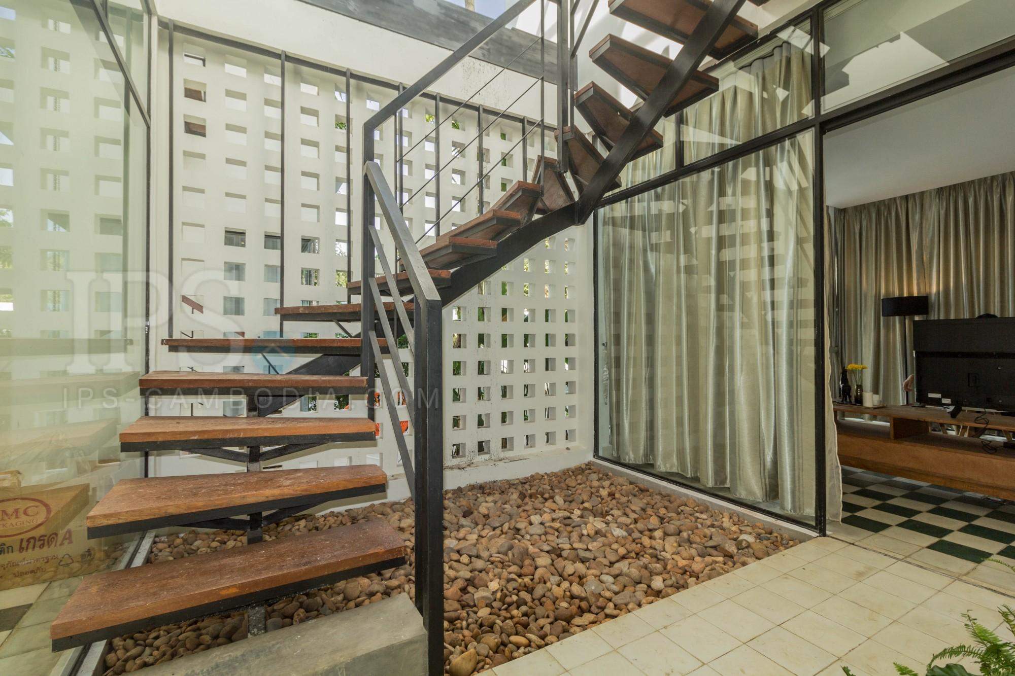 2 Bedroom Apartment For Rent - Kouk Chak, Siem Reap