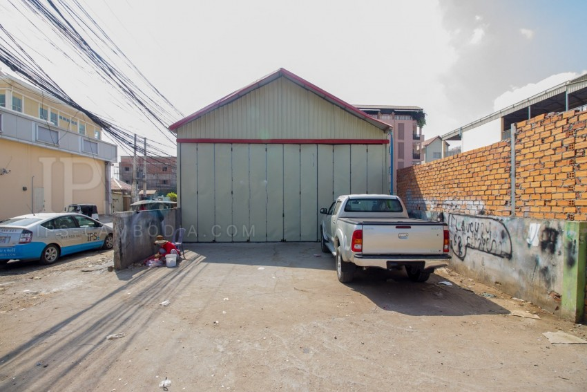 Warehouse For Rent - Sen Sok, Phnom Penh