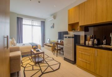 Studio Apartment For Rent - BKK1, Phnom Penh