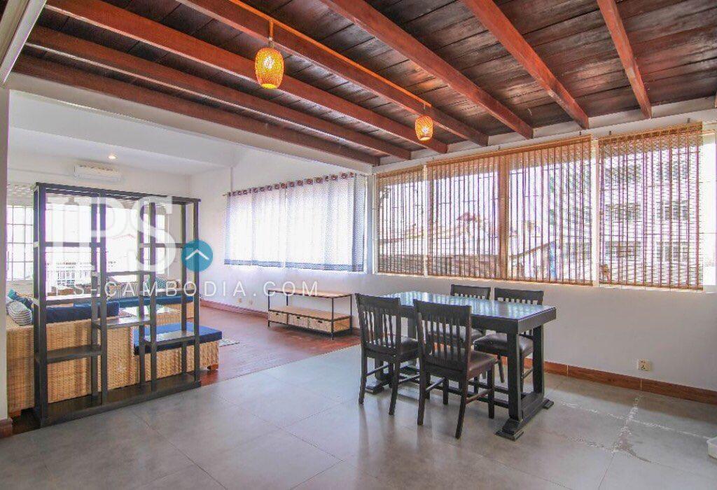 3 Bedroom Apartment For Sale - Toul Svay Prey, Phnom Penh