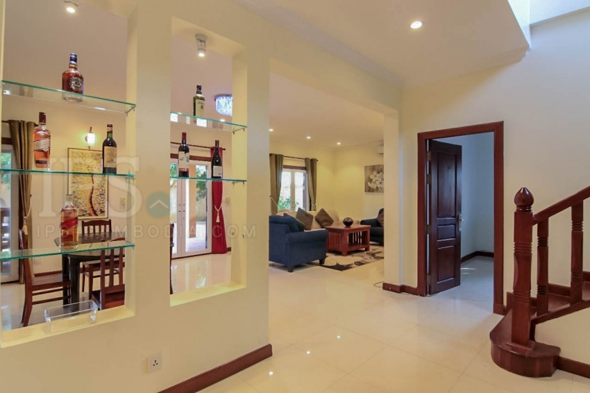 4 Bedroom Villa For Sale - Svay Dangkum, Siem Reap