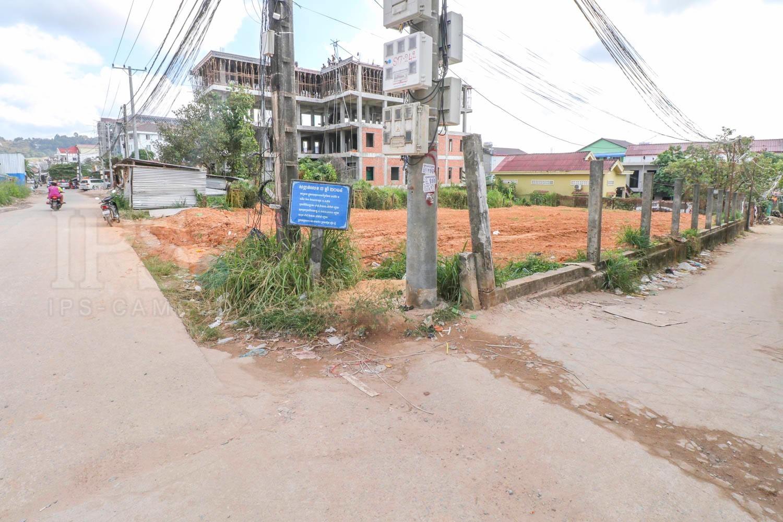 1,225 sq.m Land For Sale -  Koch Asean, Sihanoukville