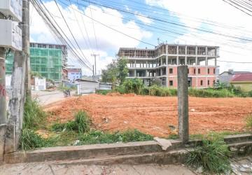 1,225 sq.m Land For Sale -  Koch Asean, Sihanoukville thumbnail