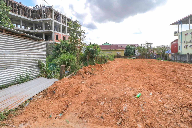 600 sq.m Land For Sale - Mittapheap, Sihanoukville